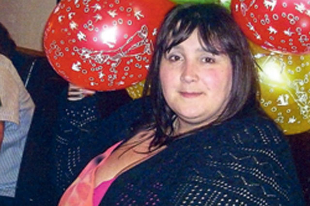Mum lost 17st after mortifying moment she broke a chair at friend's house