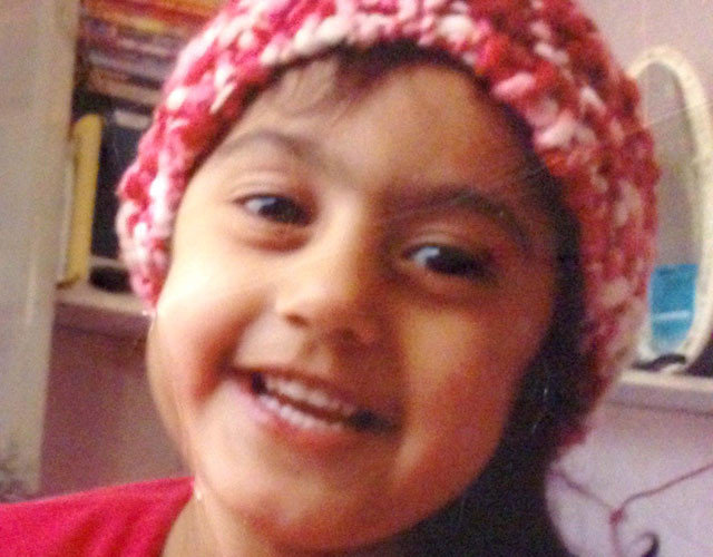 Girl died of organ failure after being sent home from A&E with bue lips