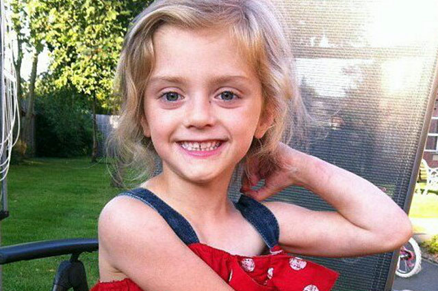 Desperate mum stabbed pet dog that mauled 4-year-old daughter to death