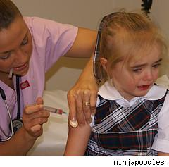 MENINGITIS VACCINE REACTIONS