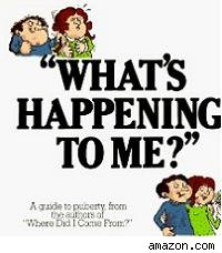 what's happening to me book