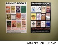 banned book posters
