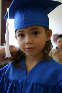 kid graduate