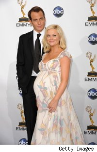 Amy Phehler and Will Arnett