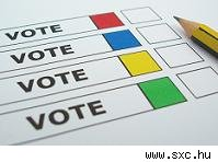 vote checkboxes