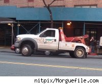 A Tow Truck