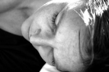 woman asleep