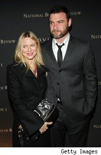Naomi Watts Leiv Schreiber