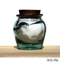 jar of salt