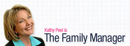 Kathy Peel The Family Manager