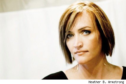 Heather Armstrong Net Worth