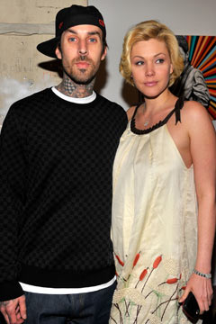 Travis Barker and Shana Moakler