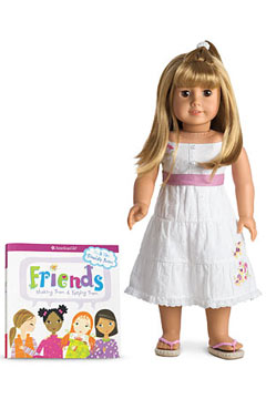 american girl homless doll gwen