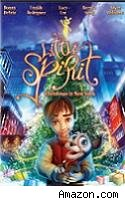 Little Spirit Christmas in New York DVD