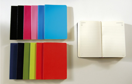 Moleskine Color A Month Planners