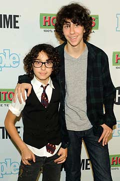Naked brothers band parents