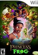 The Princess and the Frog Wii Game