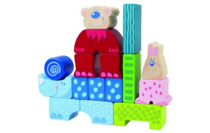 Zoolino Maxi Building Blocks by HABA