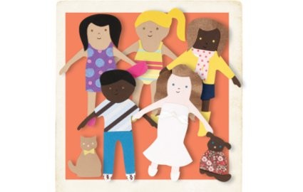 paper source paper doll kit