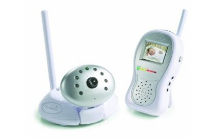 baby monitor review summer day night handheld color video monitor pa. Black Bedroom Furniture Sets. Home Design Ideas