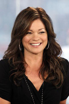 Valerie Bertinelli is on a roll right now. She's co-starring in
