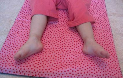 Eco friendly mats for children to sleep on