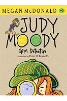 Judy Moody, Girl Detective by Megan McDonald