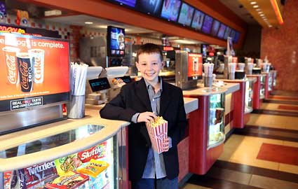 Jackson Murphy, 11, may be the next Roger Ebert