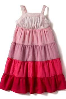 Find cute and affordable baby girl clothes at Old Navy. Credit: Old