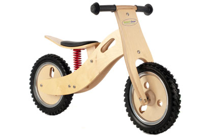 Balance Bikes Help Kids Develop Early Skills