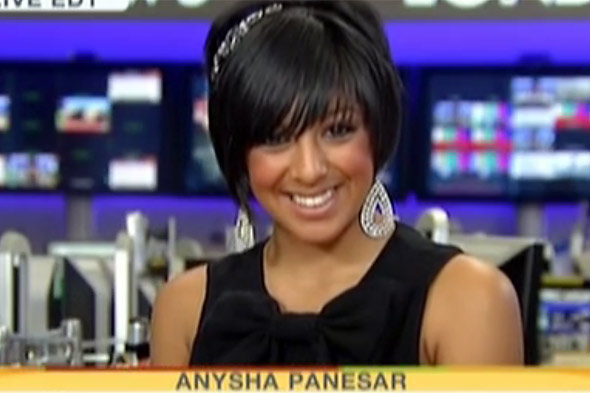 Anysha Panesar america's perfect teen winner