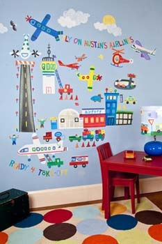 Stick-On Wall Decor picture