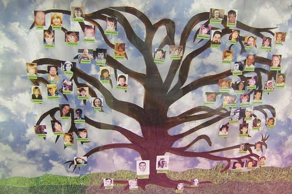 Let the kids help create your family tree project credit joebeone
