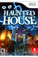 Haunted House wii video game picture