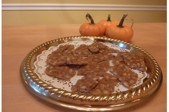 pumpkin seed brittle picture