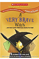 A Very Brave Witch dvd picture