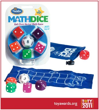 Math Dice