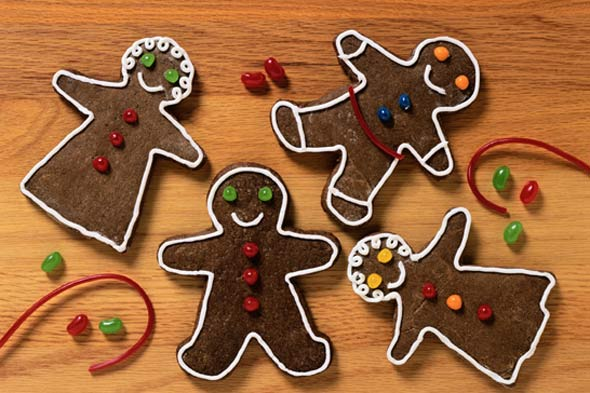 gingerbread picture