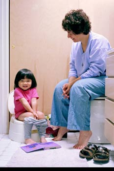 potty training picture