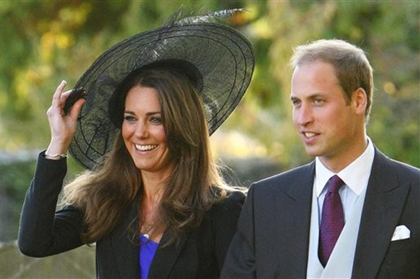 prince william kate middleton engaged picture
