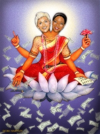 Ellen and Oprah picture