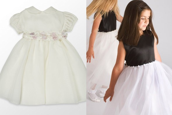 flowergirl dress picture