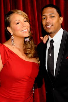 Mariah Carey and Nick Cannon Picture