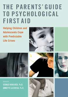 Parents guide to psychological first aid
