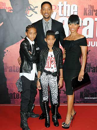 will smith and jada pinkett smith kids. will smith jada pinkett