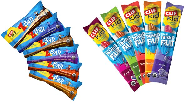 CLIF Kid Organic Snacks