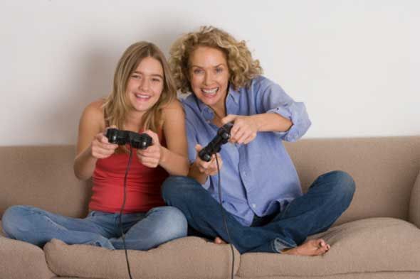 girls video game pictures