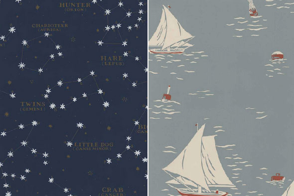 wallpaper patterns ralph lauren kids rooms
