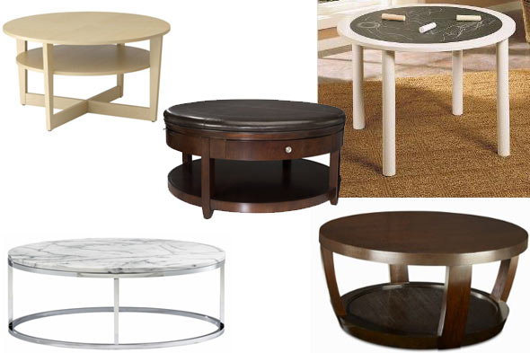 kid friendly coffee tables