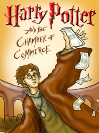 Harry Potter and the Chamber of Commerce